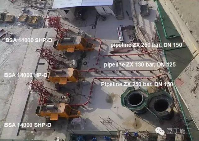 如何将混凝土泵送至611米的高空?干货!_4