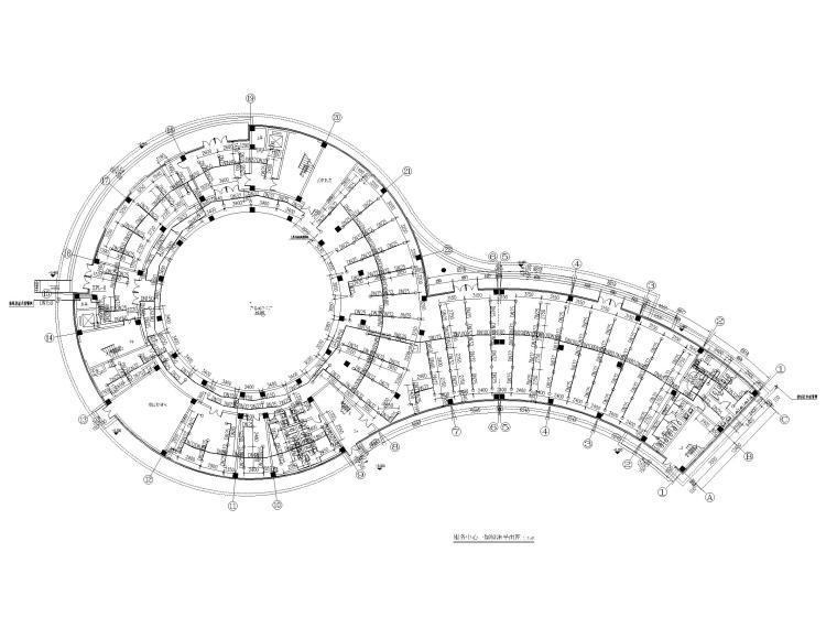 欧式二层滨水咖啡厅图资料下载-[贵州]农商旅综合体给排水施工图含招标文件