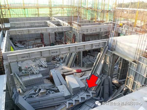 铝合金模板首层拼装如何做到7天一层_1
