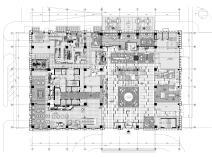 [河北]唐山洲际酒店室内装修设计项目施工图