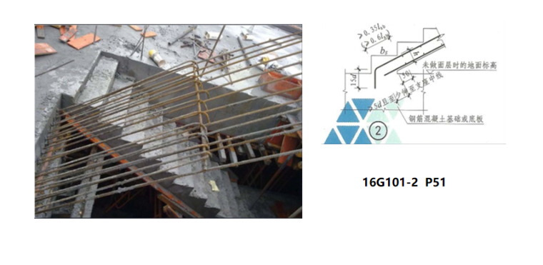 16G101图集AT型楼梯板配筋构造及计算PPT-02 AT型楼梯的配筋构造