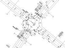 新建道路电气施工图_预算表_招标文件2020