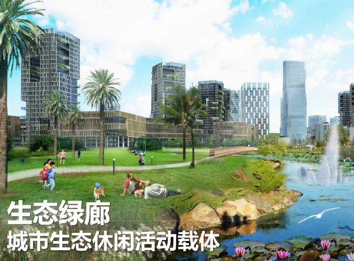 三亚科技城6000亩规划概念方案文本2019-效果图5