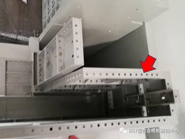 铝合金模板首层拼装如何做到7天一层_10