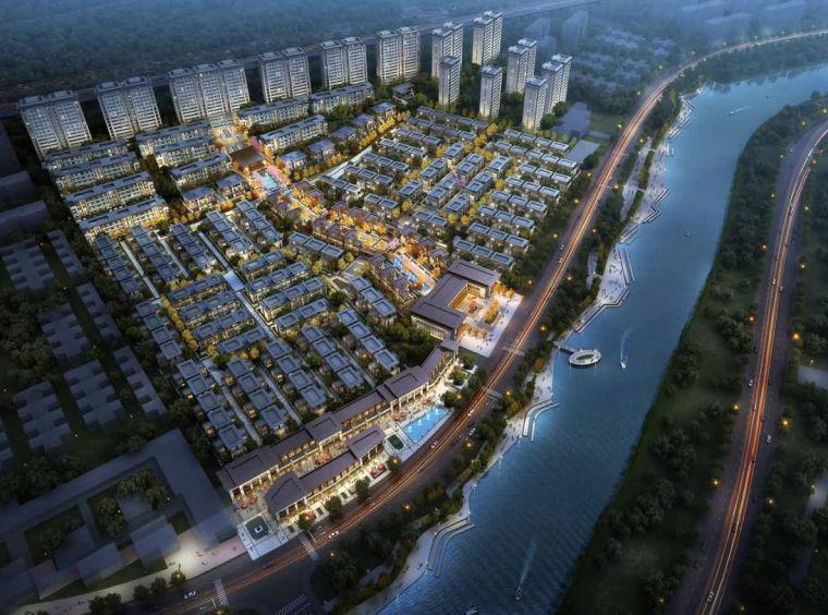 欧式复古小别墅资料下载-[青海]高端多种别墅+高层住宅建筑设计