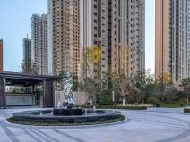 [天津]新中式风格居住区景观设计方案