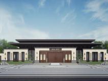 [福建]永安新中式风格居住区景观设计方案