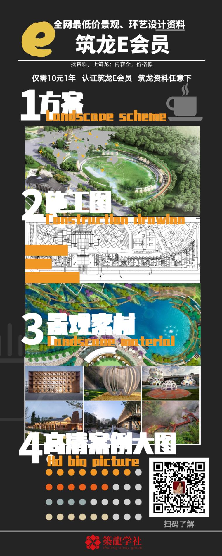 已开奖!E会员福利!景观专业好书免费送~-默认标题_长图海报_2020-08-10-0