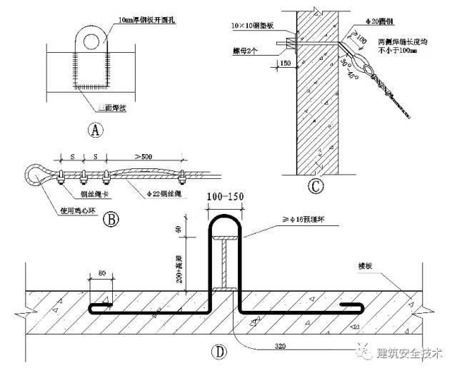 建筑工程外脚手架搭设标准全面图解_65