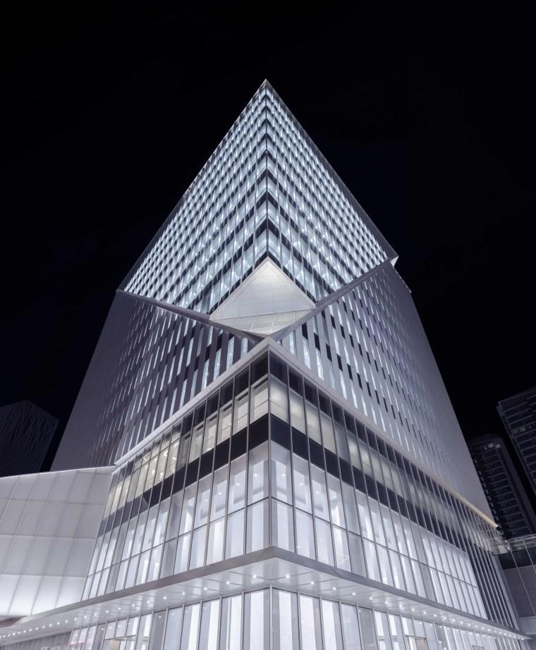 上海前滩晶耀广场照明工程-202002281437594753