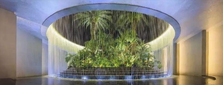 景观设计不只是种树,还有铺装、小品和水景_28
