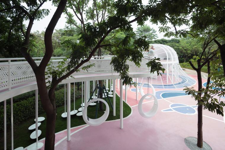 柳州融创江南林语示范区景观-20200811145435512