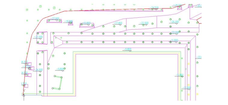 34层综合体建筑逆作法安全专项施工方案-09 操作平台