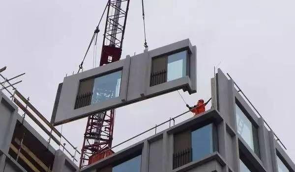 装配式住宅的施工流程和成本计算,详细!-装配式混凝土结构