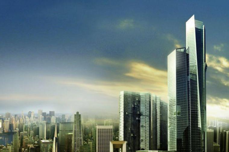 34层综合体建筑逆作法安全专项施工方案-01 空调水