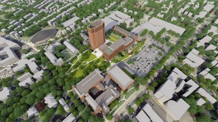 新作|耶鲁大学科学楼:重塑科研社区_7