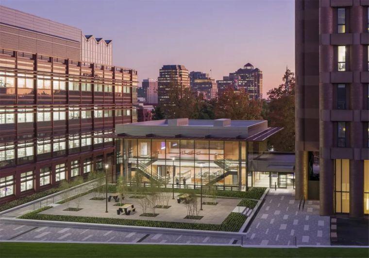 新作|耶鲁大学科学楼:重塑科研社区_14