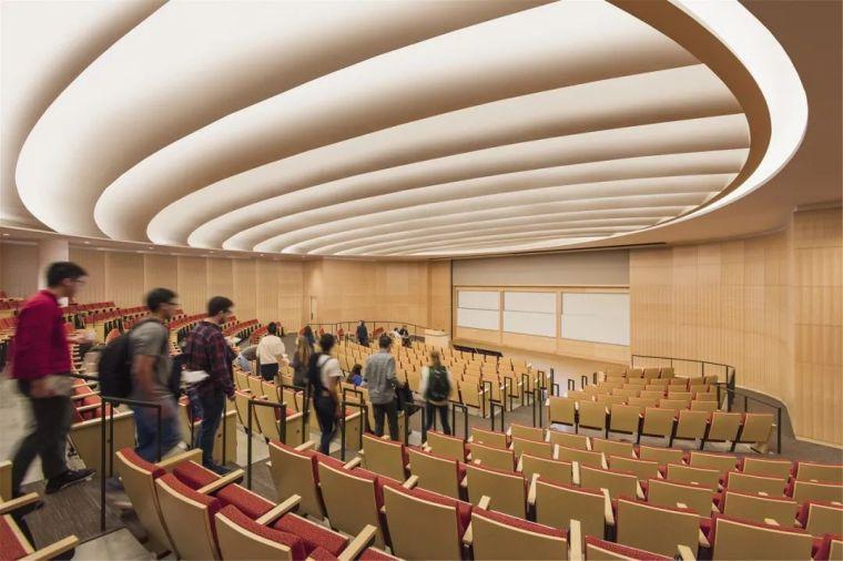 新作|耶鲁大学科学楼:重塑科研社区_21
