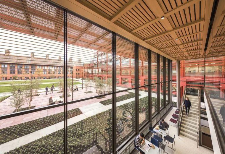 新作|耶鲁大学科学楼:重塑科研社区_22