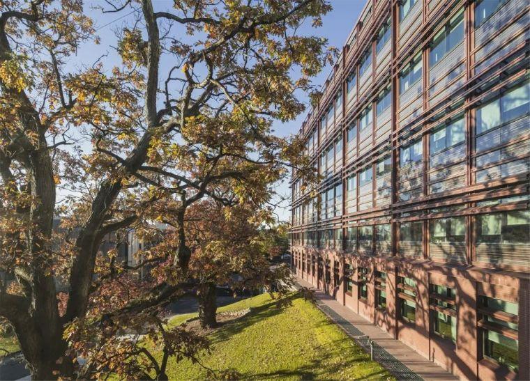 新作|耶鲁大学科学楼:重塑科研社区_24