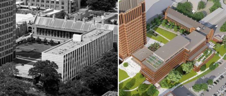 新作|耶鲁大学科学楼:重塑科研社区_23