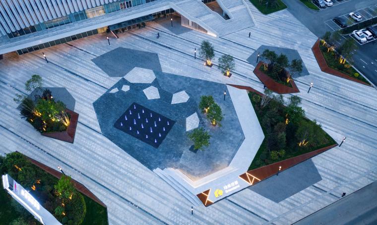 哈尔滨博览城市展厅前广场景观-20200717172328433