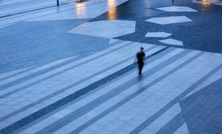 哈尔滨博览城市展厅前广场景观-20200717172425760