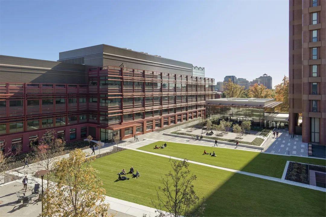 耶鲁大学科学楼:重塑科研社区