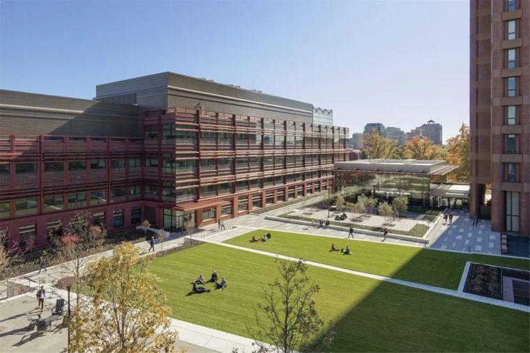 新作|耶鲁大学科学楼:重塑科研社区_2