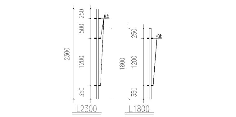 模板工程(轮扣式)安全专项施工方案-02 立杆模数