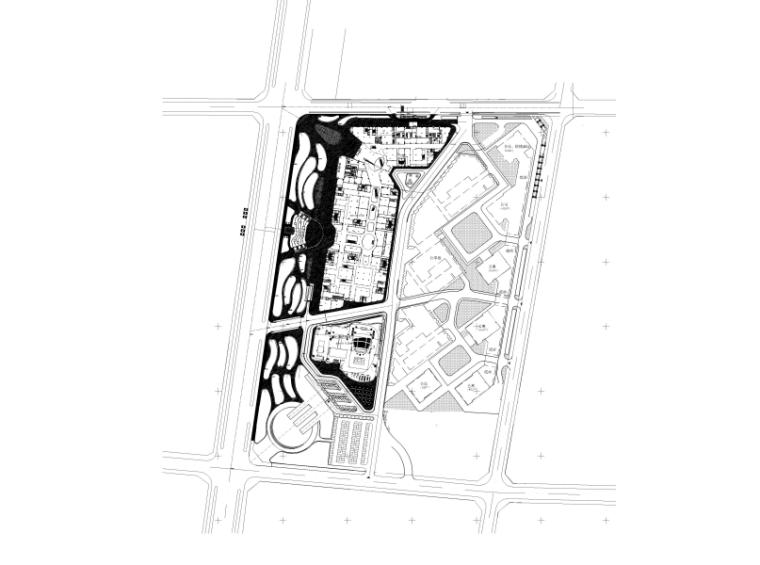 [宁夏]商业中心景观设计CAD施工图-QQ图片20200817094247