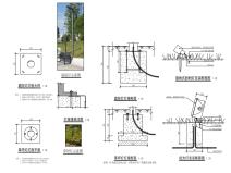 广场停车绿化景观工程图纸清单勘察招标2020