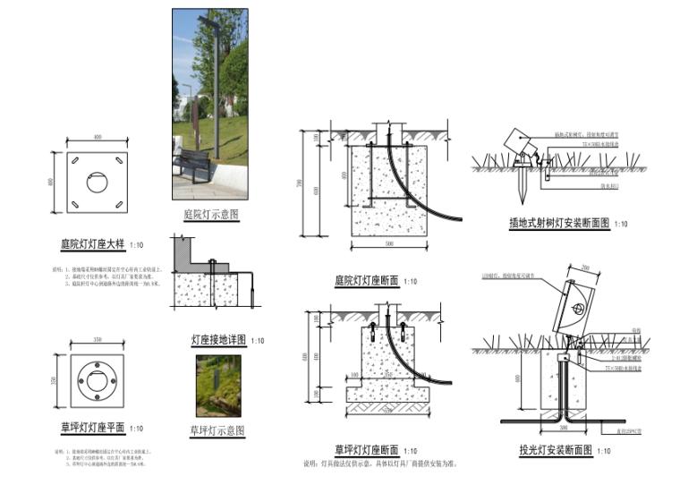 欧式风情街景观资料下载-广场停车绿化景观工程图纸清单勘察招标2020