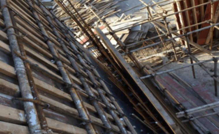 变形缝处剪力墙柱模板施工专项施工方案-04 伸缩缝中得剪力墙模板