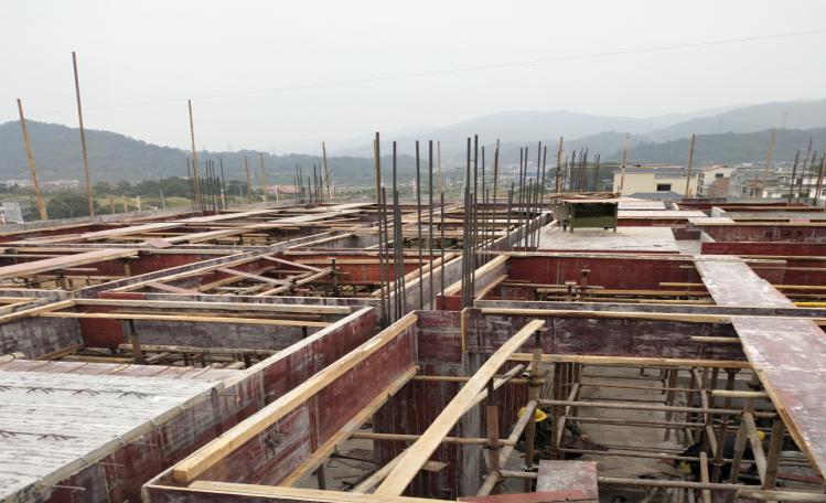 15层医院装配式预制构件吊装专项施工方案-03 非叠合梁、板、墙、柱、楼梯模板支设