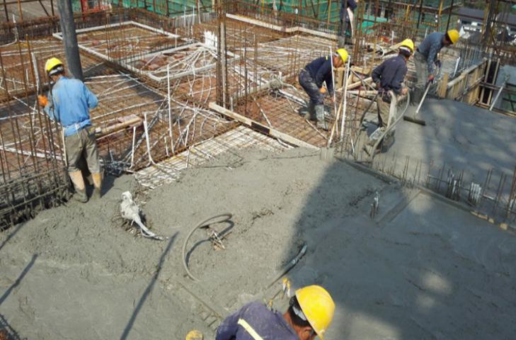 15层医院装配式预制构件吊装专项施工方案-04 混凝土浇筑