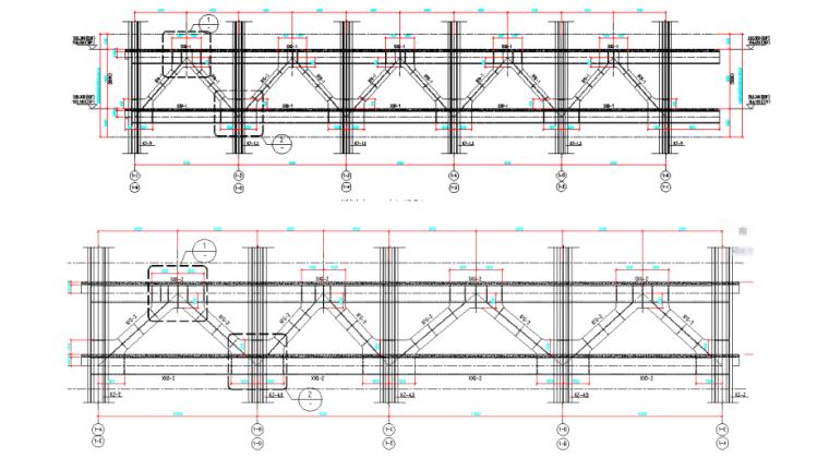 65层塔楼钢结构安装安全专项施工方案-02 桁架其杆件