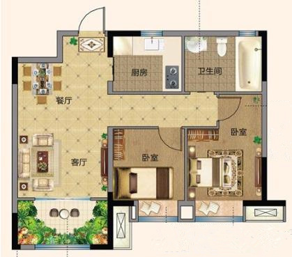住宅户型分享讲解(60页)-住宅户型分享讲解