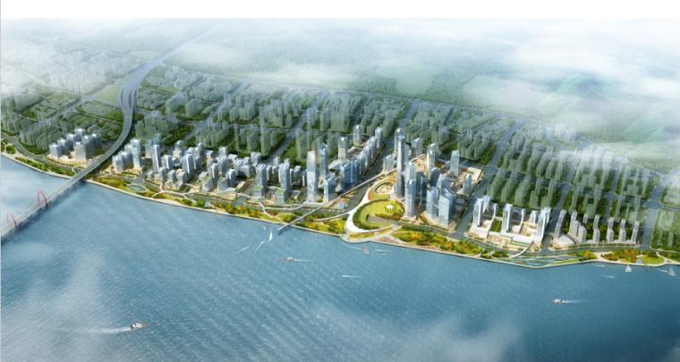 欧式风情街景观资料下载-[浙江]杭州滨水自然道路景观带设计方案