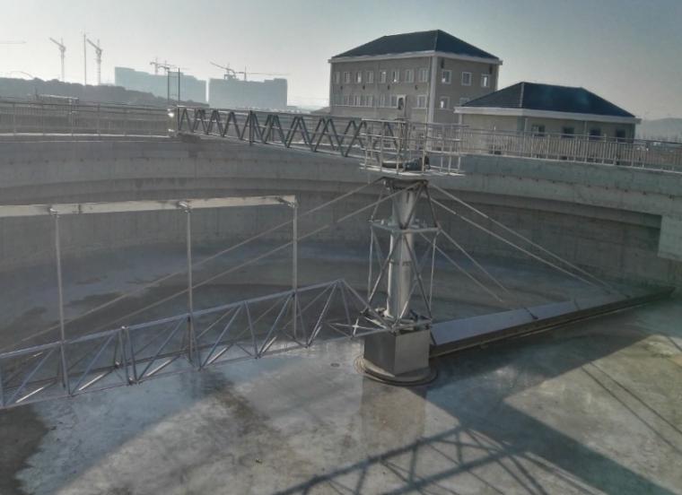 污水处理厂目视化资料下载-城市污水处理厂技术培训教程(133页)