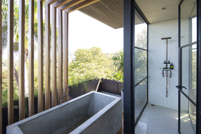 哥斯达黎加TresAmore家庭住宅局部实景图