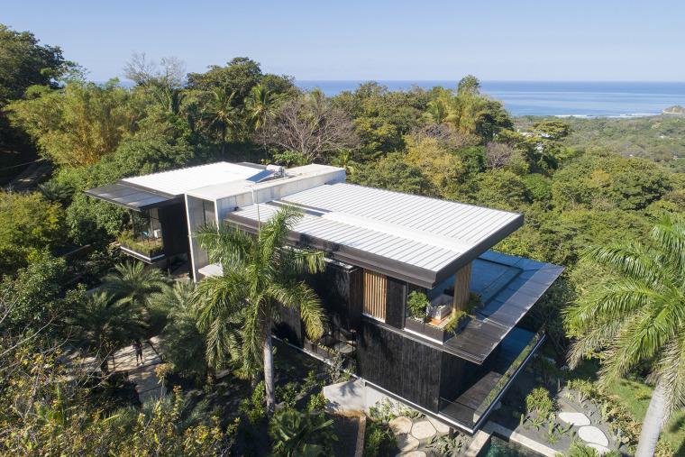 哥斯达黎加TresAmore家庭住宅外部实景图
