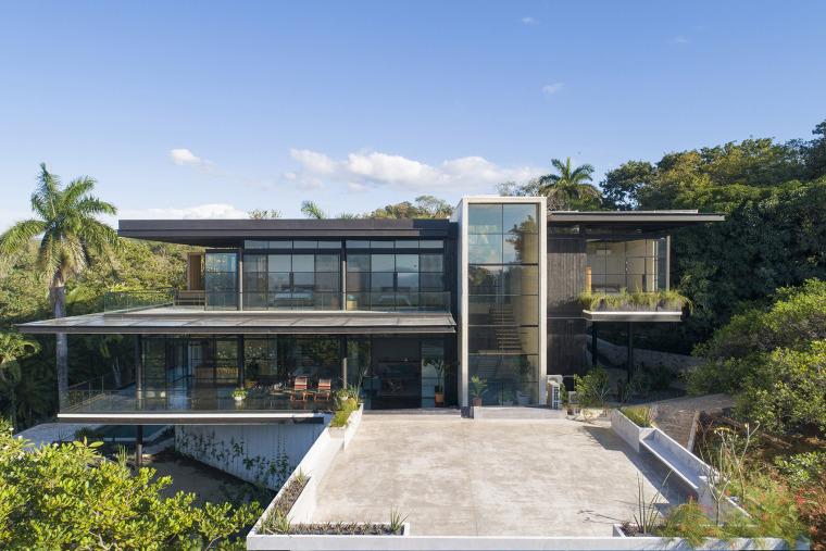 哥斯达黎加TresAmore家庭住宅外部实景图1