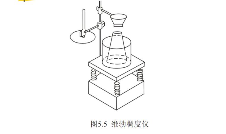 混凝土的分类及构造做法培训讲义PPT-04 维勃稠度仪