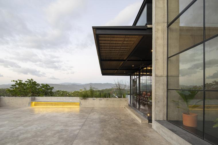 哥斯达黎加TresAmore家庭住宅外部实景图20