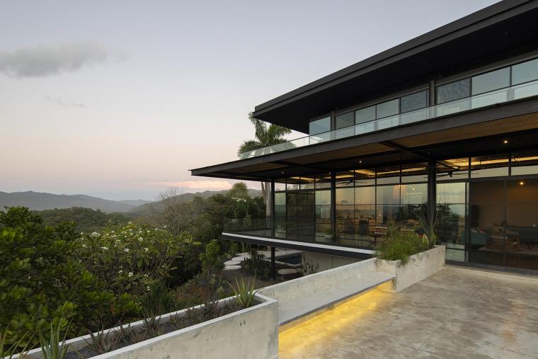 哥斯达黎加TresAmore家庭住宅外部实景图19