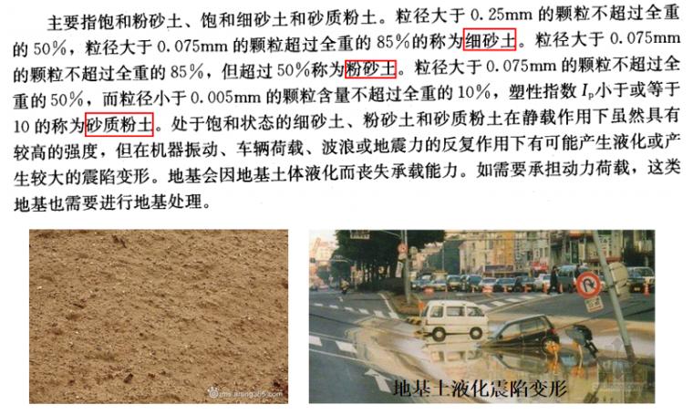 地基处理方法概述讲义PPT-04 部分砂土和粉土