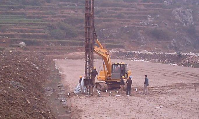 基础工程之地基处理培训讲义PPT-06 塑料排水板施工