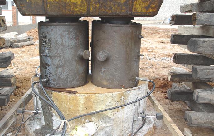 桩基础单桩竖向承载力的确定培训讲义PPT-04 千斤顶及位移传感器