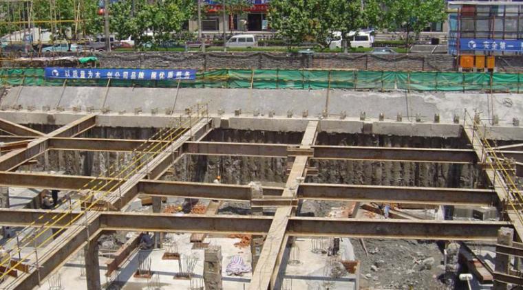 基础工程之基坑工程概述培训讲义PPT-06 型钢水泥土搅拌墙